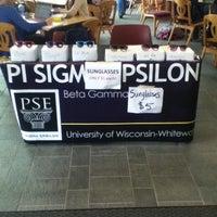 Photo taken at University Center by Josh on 9/19/2012