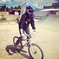Foto scattata a Bike Park Ride da Ilenia B. il 4/24/2014