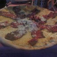 Photo taken at Pizzerie Maškovka - Rodinný podnik by David M. on 10/14/2012