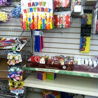 Photo taken at Dollar Tree by Jill R. on 2/27/2013