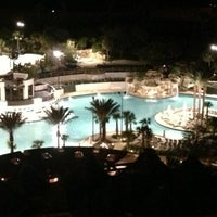 Photo taken at Marriott World Center Pool by Ray Q. on 3/19/2013