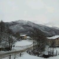 Photo taken at La Casetta del Gad by Gabriella C. on 12/26/2013