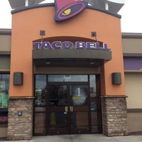 Photo taken at Taco Bell by Alex on 4/28/2013