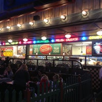 Photo taken at Portillo's by Alex on 5/12/2013