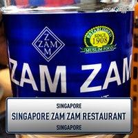 Photo taken at Singapore Zam Zam Restaurant by MOHD HARIZAL I. on 7/2/2013