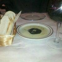 Photo taken at Fat Tony's Italian Grill by Melissa C. on 4/13/2013