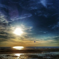 Photo taken at Thornton-Cleveleys by Nick B. on 6/16/2014