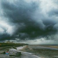 Photo taken at Thornton-Cleveleys by Nick B. on 8/13/2014