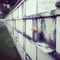 Photo taken at Lafayette Cemetery No. 1 by Chrissie L. on 7/14/2013