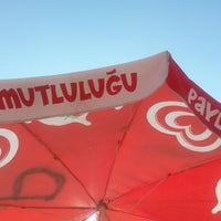 Photo taken at Mustafanın Yeri Beach by Zile on 9/14/2014