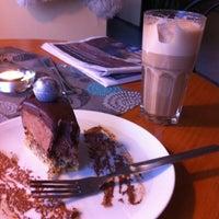 Photo taken at Meierismuget Kaffebar by Oscar F. on 10/29/2012
