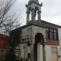 2/10/2013 tarihinde Tolga Sadık O.ziyaretçi tarafından Aya Yorgi Kilisesi'de çekilen fotoğraf