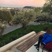 Foto scattata a Mansfeld Péter Park da Lilla V. il 4/13/2018