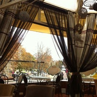 Снимок сделан в М cafe пользователем Каирская 10/4/2012