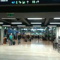 Photo taken at Zagreb International Airport (ZAG) by Eva K. on 10/9/2012