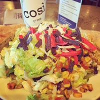 Photo taken at Cosi by Contrapuntist on 3/5/2015