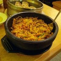 Photo taken at Mandoo Bar by Ikai L. on 11/10/2012