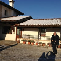 Photo taken at Mulino delle Tolle by Gianni O. on 12/12/2012