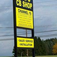 Photo taken at Bob's CB Shop by Rodney D. on 10/10/2012