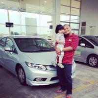 Photo taken at Honda Global Amity - Bangi by Tajul Azhar D. on 5/19/2013