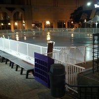 Photo taken at Fantasy on Ice at Horton Square by Dino T. on 11/14/2012