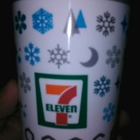 Photo taken at 7-Eleven by Teddy G. on 1/19/2013