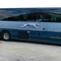Photo taken at Greyhound Bus Lines by Teddy G. on 12/22/2012