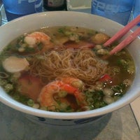 Photo taken at Kimhoa's Noodle Kitchen by A K. on 9/25/2012
