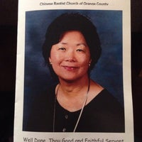 Photo taken at Chinese Baptist Church Of Orange County by Bkwm J. on 11/28/2015