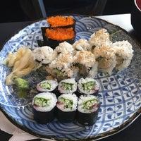 Photo taken at Ajisai Sushi Bar by Bkwm J. on 8/11/2017