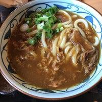 Foto tomada en Marugame Udon por Bkwm J. el 8/19/2018
