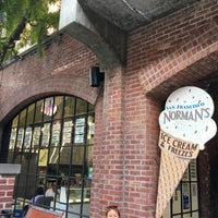 Photo taken at Norman's Ice Cream & Freezes by Bkwm J. on 9/1/2017