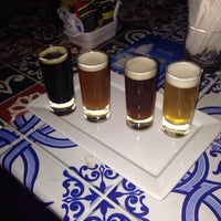 Photo taken at Cervejaria Madra Bier by Fabiola e Jorginho on 5/2/2014