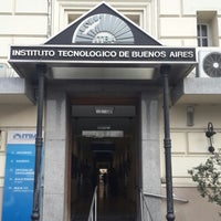 Photo taken at Instituto Tecnológico de Buenos Aires (ITBA) by Rocío on 8/1/2014