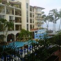 Foto tomada en Hotel Playa Los Arcos por América R. el 10/1/2012