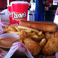 Photo taken at Raising Cane's by Michele on 3/28/2013