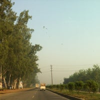Photo taken at McDonalds - Drive Thru by Manas M. on 10/17/2012