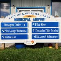 Photo taken at Kawartha Lakes (Lindsay) Municipal Airport (NF4) by Manas M. on 7/12/2013