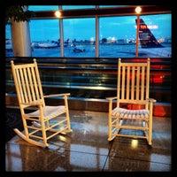 Photo taken at Charlotte Douglas International Airport (CLT) by Cheryl T. on 5/5/2013