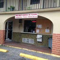 Photo taken at White Street Sandwich Shop & Coffee by Cheryl T. on 4/7/2013