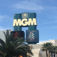 4/19/2013 tarihinde JJziyaretçi tarafından MGM Grand Hotel & Casino'de çekilen fotoğraf