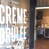 Photo taken at The Crème Brûlée Cart Shop by Enric T. on 7/26/2013