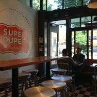 Photo taken at Super Duper Burger by Enric T. on 4/16/2013