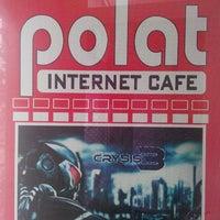 Photo taken at Polat Net & Playstation Cafe by Çağdaş P. on 10/31/2014