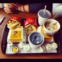 Photo taken at McDonald's by Federico M. on 10/17/2012