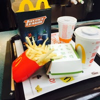 Photo taken at McDonald's by Mariana on 10/2/2016