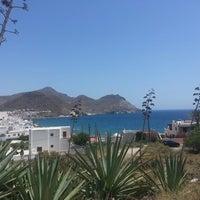 Photo taken at Playa de San José by Elena M. on 7/16/2013