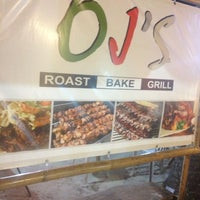 Photo taken at OJ's Roast Bake Grill by Michael T. on 1/9/2013