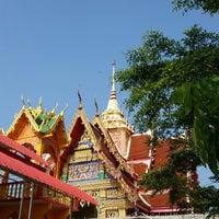 Photo taken at วัดใหม่สุปดิษฐาราม by fine P. on 11/20/2014