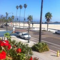 Photo taken at Hotel Milo Santa Barbara by Dimitris on 11/7/2012